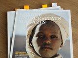 Die neue Ausgabe des Uni Magazins der Universität zu Köln.