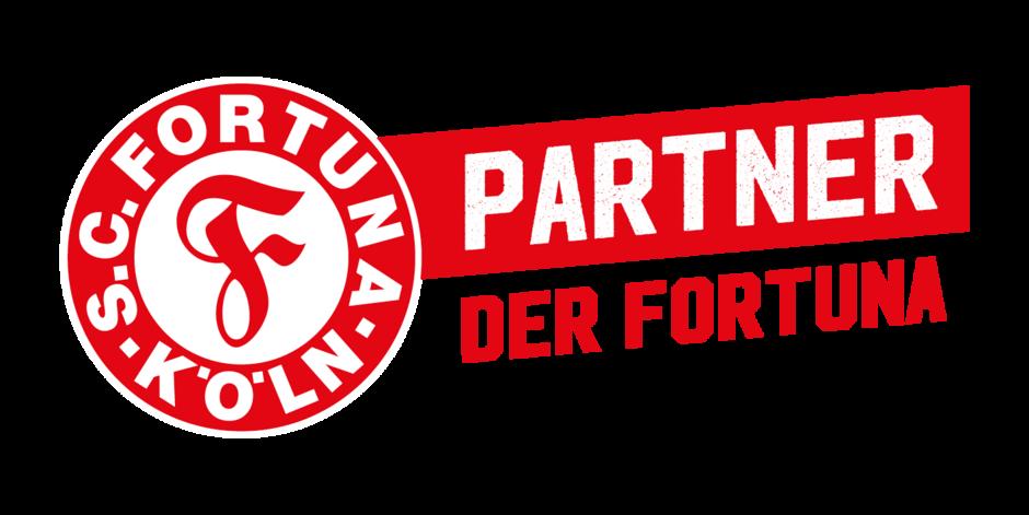 Logo: Partner der Fortuna