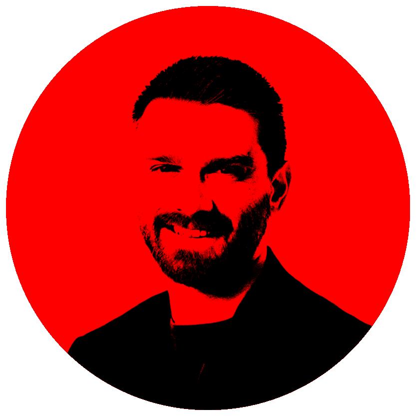 Portraitbild von Christoph Kiel