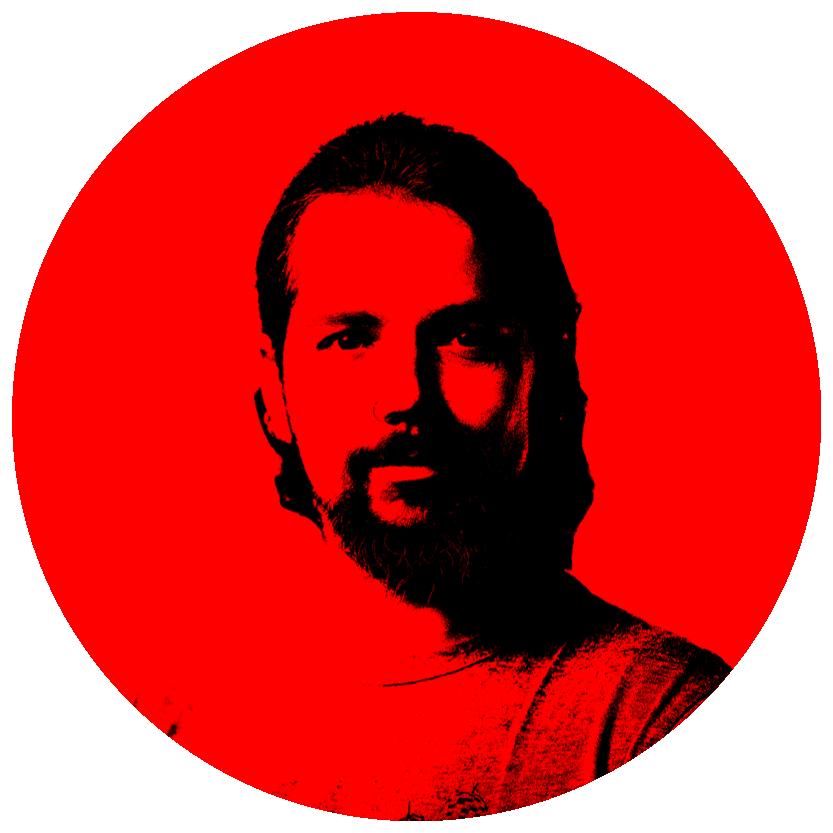 Portraitbild von Michael Hügelschäffer